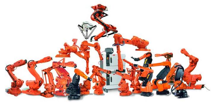 ABB Robots Family